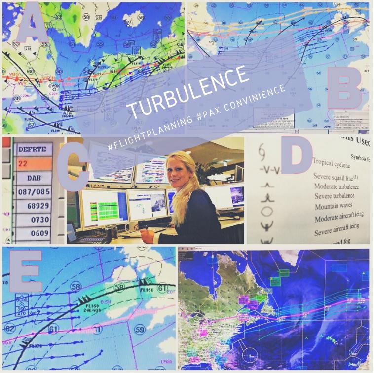 Turbulence  …